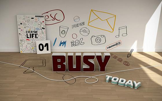 你到底是在真忙还是假忙