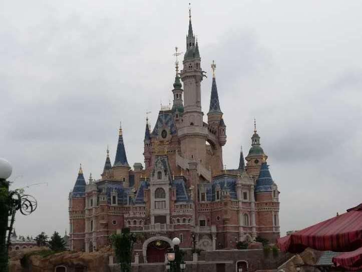 上海迪士尼自由行